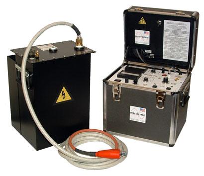 High Voltage Model Pts 130 Dc Hipot Tester