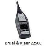 Bruel & Kjaer Sound Level Meters