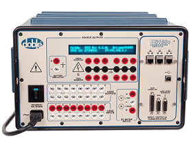 Doble F6150E Relay Testing System
