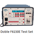 Doble F6150E Full Function Three Phase Relay Test Set