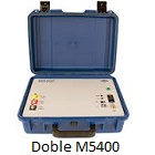 Doble M5400 Sweep Frequency Response Analyzer