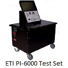 ETI PI-6000 Primary Injection Test Set (6000A)