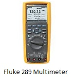 Fluke 289 Industrial Multimeter