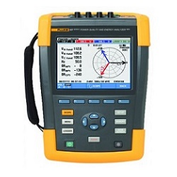 Fluke 434 3-Phase Power Quality Analyzer