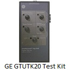 GE GTUTK20 EntelliGuard Trip Unit Digital Test Kit