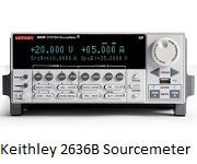 Keithley 2636B Dual Channel System Sourcemeter