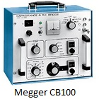 Megger CB100 Power Factor Tester
