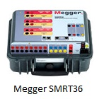 Megger SMRT36 three phase Relay Test System