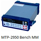 MTP 2950 Bench Multimeter