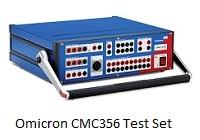 Omicron Electronics Relay Test Sets