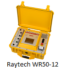 Raytech WR50-12 50 Amp (2 CH) Winding Resistance Meter