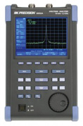 BK Precision Handheld Spectrum Analyzers