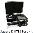 Square D UTS3 Circuit Breaker Test Set