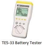 `TES-33 Battery Capacity Tester